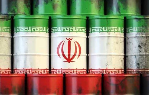 کاهش صادرات نفت ایران به ۱.۱ میلیون بشکهدر روز