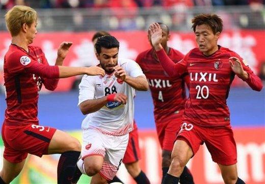 ترس بازیکن کاشیما از بازی ورزشگاه آزادی
