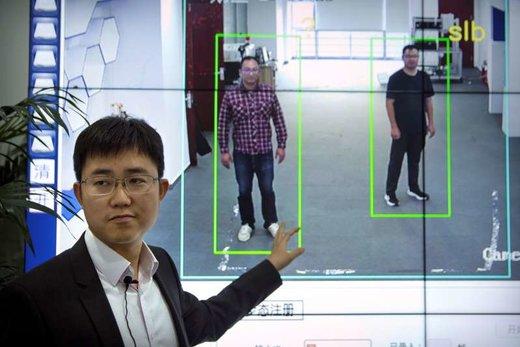 توسعه فناوری گام شناس برای تشخیص هویت افراد در خیابان توسط چینیها