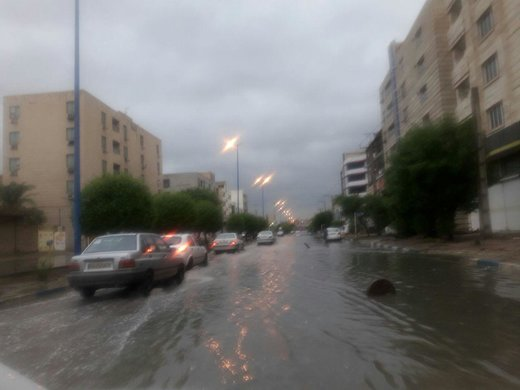 بارشهای سیلآسا در راه است