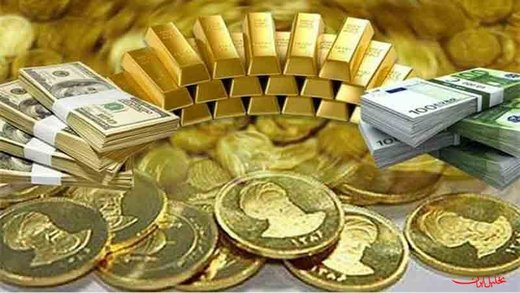 قیمت سکه، طلا و ارز ۹۹.۰۸.۲۷