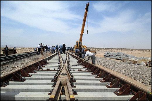 توسعه زیر ساخت های ریلی آذربایجان غربی جز اولویت های دولت است