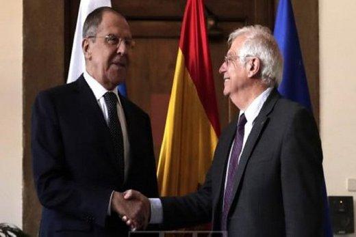 واکنش وزرای خارجه روسیه و اسپانیا به تحریمهای آمریکا علیه ایران