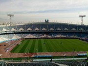 فیلم | چهره جدید استادیوم آزادی قبل از بازی پرسپولیس-کاشیما