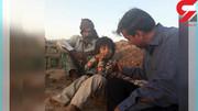 زندگی دردناک دختر ۶ ساله ایرانی در گاوداری متروکه!