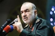 سردار سلامی: دشمن در جنگ نرم و اقتصادی شکست سنگین می خورد