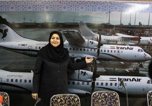 پایگاه خبری آرمان اقتصادی 5086549 مدیرعامل ایرانایر: آمریکا هواپیمای ۵۷ ساله زمینگیر را تحریم کرد
