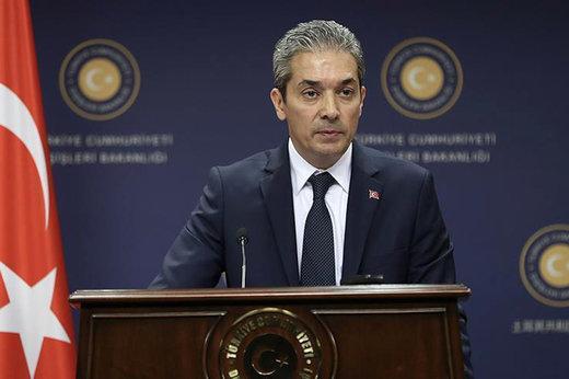 ترکیه به تصمیم آمریکا درباره سران پ.ک.ک واکنش نشان داد