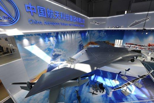 رونمایی چین از بدل پهپاد آر کیو ۱۸۰