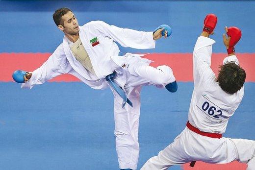 شکست بزرگان کاراته ایران در مسابقات جهانی