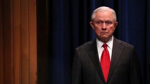 وزیر دادگستری آمریکا استعفا داد