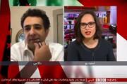 فیلم | کارگردان ایرانی در بیبیسی فارسی دست ترامپ را رو کرد