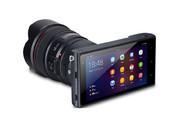 به این دوربین اندرویدی میتوان لنزهای حرفهای وصل کرد / عکس