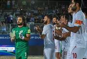 شروع مقتدرانه ساحلیبازان مقابل مکزیک در جام بین قارهای