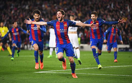 این عکسها، لباسهای فصل آینده بارسلونا هستند؟