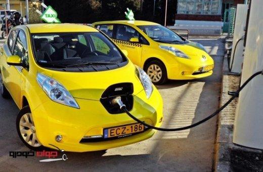 تاکسی هیبریدی به خیابانها نمیرسد