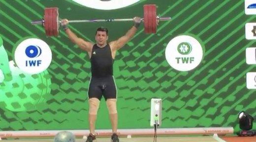 درخشش باورنکردنی وزنهبرداران ایرانی