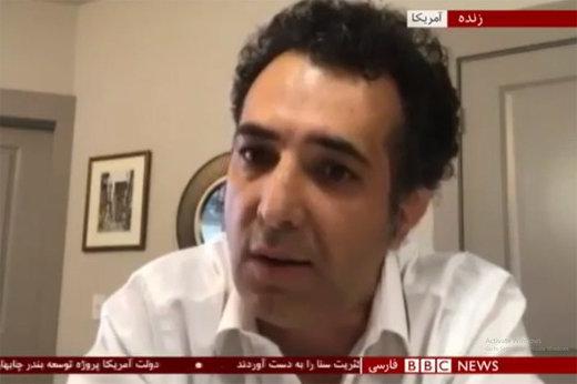 فیلم | هاتف علیمردانی در بیبیسی: ترامپ خط بین دموکراسی و دیکتاتوری را رد کرده