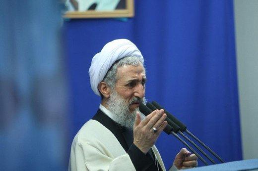 خطیب نمازجمعه تهران: افایتیاف همان قانون کاپیتولاسیون است