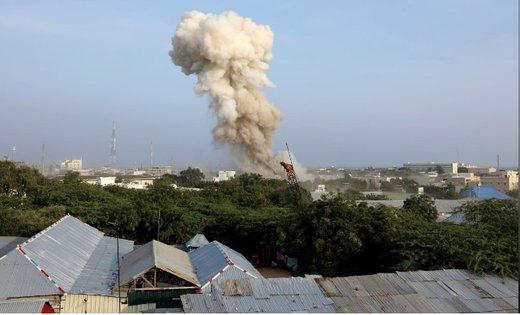 ۱۷ کشته در حملات انتحاری سومالی