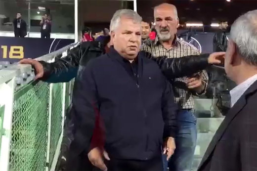 فیلم | بازدید علیآقا، برانکو و سید جلال از استادیوم