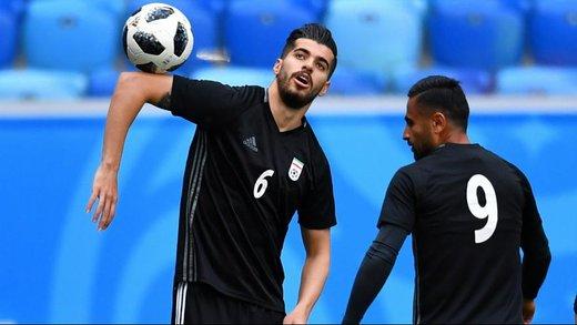 ستاره تیم ملی در فرمول۱: کیروش تیم را همدل کرد/دوست دارم در رئال بازی کنم