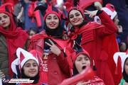 سانسور حضور زنان در آزادی توسط بخش خبری شبکه سه