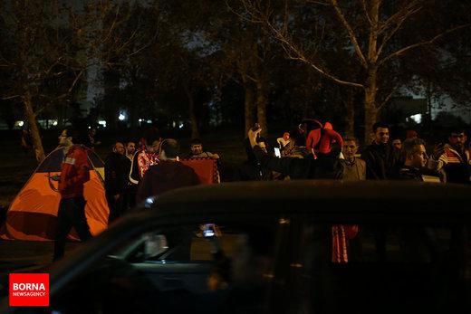 حال و هوای استادیوم آزادی در آستانه فینال جام باشگاه های آسیا