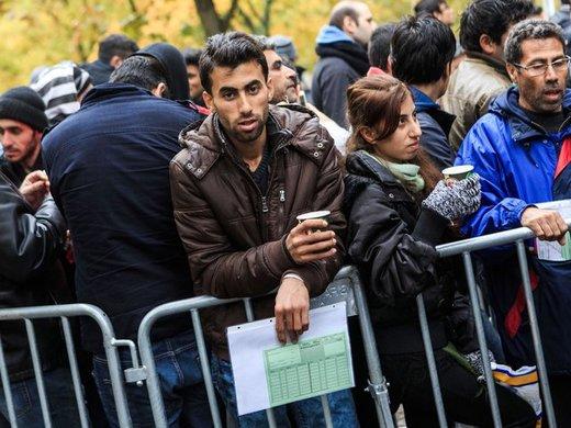 برنامه جدید ترامپ برای مقابله با پناهجویان وارد فاز اجرایی شد