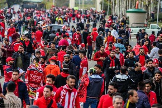 تشکیل تیم ویژه رسیدگی به وضعیت هواداران مصدوم پرسپولیس