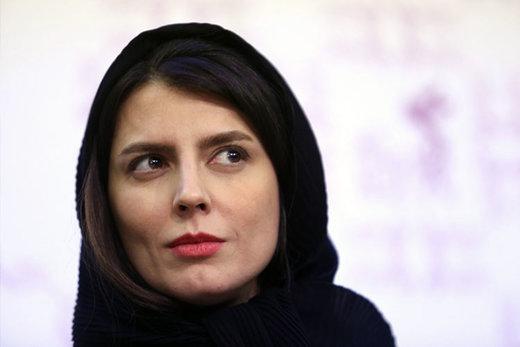 عکس | لیلا حاتمی در مراسم یادبود مظاهر مصفا