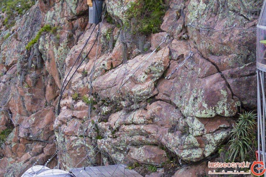 هتل مخصوص صخره نوردان