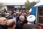 افتتاح نمایشگاه دستاوردهای هستهای و موشکی در قزوین