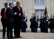 کاخ الیزه از نقش خود درباره تنش میان ایران و آمریکا خبر داد