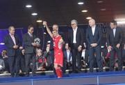 سیدجلال بهترین بازیکن پرسپولیسیها در فینال لیگ قهرمانان