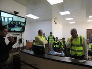 برگزاری مانور پدافند غیرعامل توسط شرکت توزیع برق لرستان