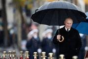 ولادمیر پوتین در جمع خبرنگاران: ازدواج میکنم!