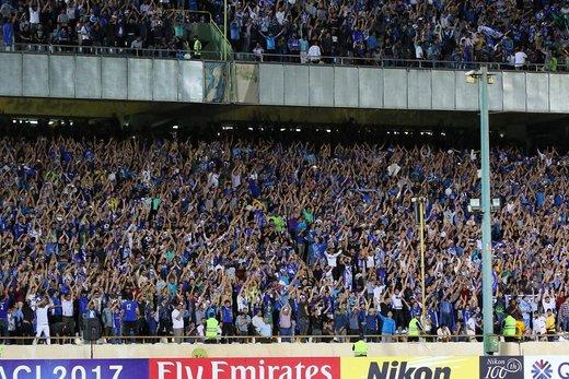 افت یک میلیون نفری تماشاگر در فوتبال ایران!
