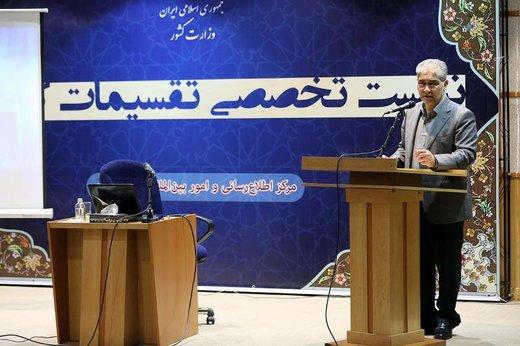 جبارزاده: تقسیمات کشوری باعث آرامش سیاسی می شود
