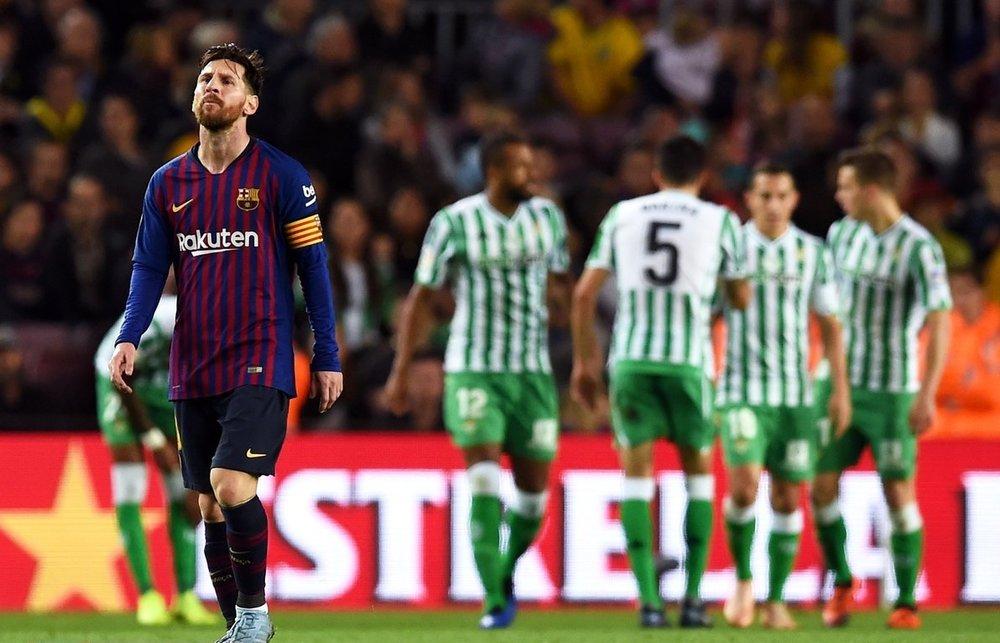 لیونل مسی؛ مرد تنهای کاتالونیا