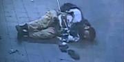فیلم | لحظه منفجر شدن بمبگذار انتحاری در متروی نیویورک(۱۶+)