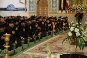 آئین شکرگزاری خادمان حرم حضرت معصومه(س) برگزار میشود