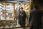 عکس | ابراهیم رئیسی رو به روی دانشگاه تهران