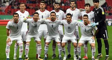 لیست اولیه تیم ملی برای جام ملتهای آسیا اعلام شد
