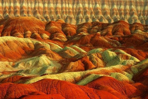 ثبت تپه های مریخی دامغان در ناسا یکی از دستاوردهای ملی است