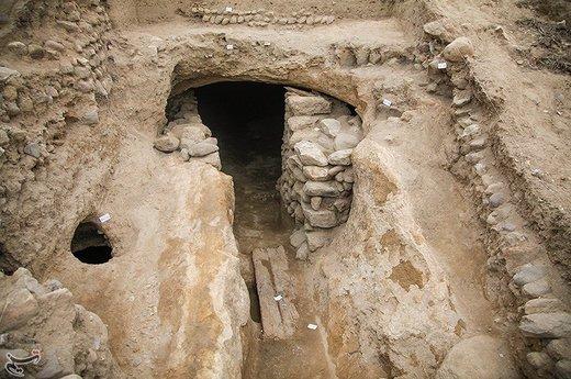 کاوش باستانی در سرعین