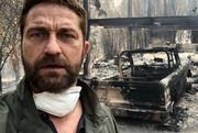 خانه بازیگران مشهور هالیوود در آتش مهیب کالیفرنیا خاکستر شد