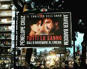 واکنش روابط عمومی «همه میدانند» به قاچاق این فیلم