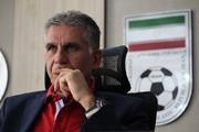کیروش با توپ پر در راه تهران