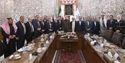 علی لاریجانی: مقاومت جواب داده و  خواهد داد